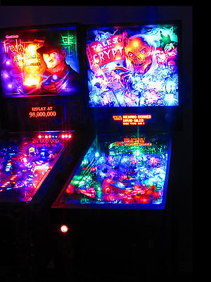 Tales From the Crypt Pinball Machine DELUXE SUPER LED Kit (TFTC) Light Kit