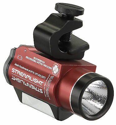 Streamlight RED Vantage LED Tactical Helmet Light 69157 with Safety Blue Light