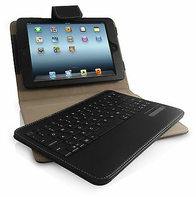 Wireless USB Bluetooth Keyboard Keypad Case Cover Stand For iPad /2/3/4/5