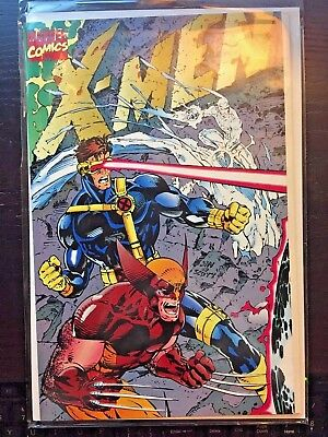 X-Men (1991 1st Series) #1E NM Near Mint Marvel Comics High Grade Wolverine