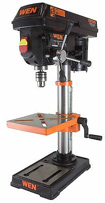 WEN 4210 Drill Press with Crosshair Laser 10-Inch NO TAX