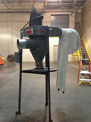 Dayton 5 HP Dust Collector Two Stage - LOWER PRICE AND FREE SHIPPING