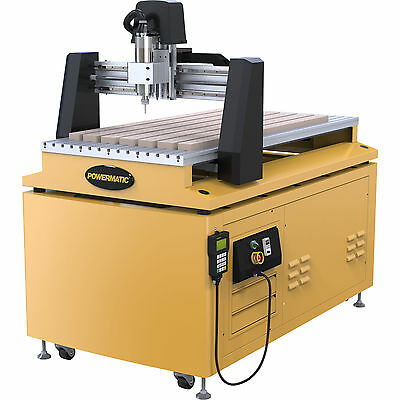 CNC Kit with Electro Spindle Powermatic 1797024K New