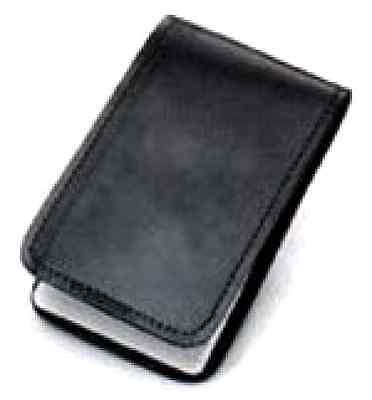 New Hwc Leather Pocket 3X5 Memo Book Cover Note Pad Holder - Plain Paper Office