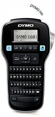 Dymo LabelManager 160 Handheld Label Maker printer touch Keyboard Black brother