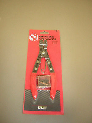 KD Tools # 445  Internal Snap Ring Pliers with 5 pair of tips - KD made in USA