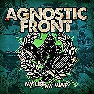 Agnostic Front - My Life My Way LP #106734