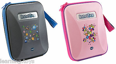 New Vtech InnoTAB MAX Carry Case & Cartridge Games Storage Tote