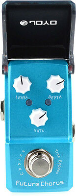 Joyo JF-316 Future Chorus True Bypass MINI Guitar Effect Pedal