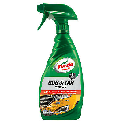 1NEW! Turtle Wax BUG TAR & TREE SAP REMOVER • SPRAY • Powerful Stain-Fighting HQ
