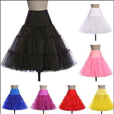 FASHION Wedding Crinoline Skirt TUTU Plus Size Petticoat Bridal Underskirt Women