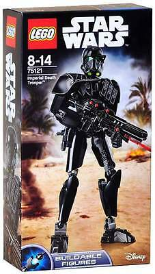 LEGO Star Wars 75121 - Imperial Death Trooper Buildable Figure