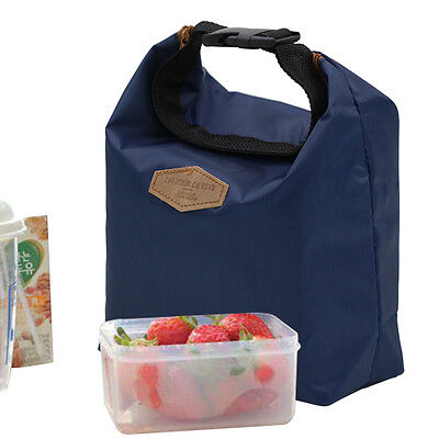 Thermal Cooler Insulated Waterproof Lunch Carry Storage Picnic Bag Pouch Stylish