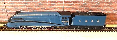 OO HORNBY SUPER DETAIL LNER GARTER BLUE CLASS A4 SIR NIGEL GRESLEY spares repair