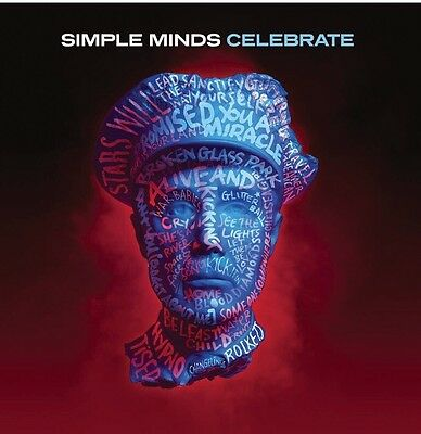 Simple Minds Celebrate: The Greatest Hits BRAND NEW 2CD