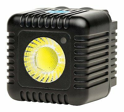 Lume Cube 1500 Lumen LED Light With Smartphone Control - Black - Christmas Gift!