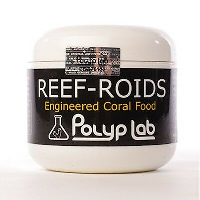 Polyp Labs Reef Roids 120g Ultimate Coral Food - Reef - Marine - Plankton - Zoas