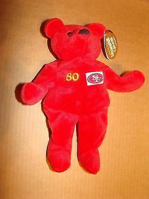 Jerry Rice # 80-Salvino's Bammers Beanie With Tags-Retired