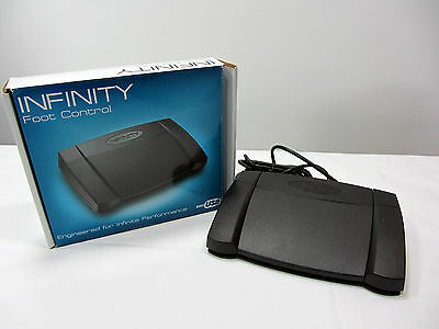 Infinity Foot Control Pedal Model IN-USB-2 Infinit Performance Version 14
