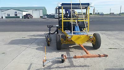 Graco Road Lazer Striping Vehicle