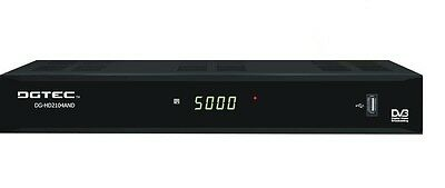 Brand New MPEG 4 HD Digital box with USB port for recording and viewing movies