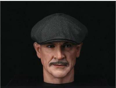 1/6 Sean Connery Head Sculpt ANTMAN Deadpool Tony Stark James Bond Hot Toys Suit