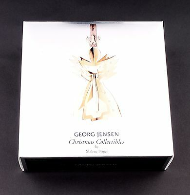 Georg Jensen 2013 Christmas Mobile: Angel. Design: Malene Birger, New in Box.
