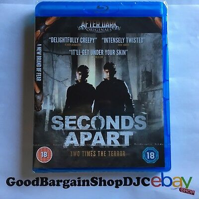 Seconds Apart (Blu-ray, 2011) *New & Sealed*