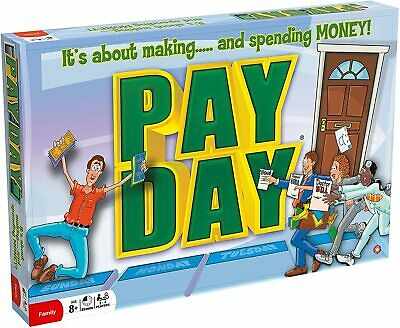 Payday - The Family Board Game Brand New Sealed