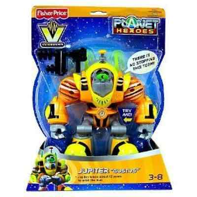 Fisher-Price Planet Heroes Voice Comm Jupiter