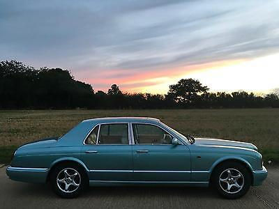 BENTLEY ARNAGE 4.4 V8 TWIN TURBO GREEN LABEL 58K MILES! Rolls-Royce T Red R