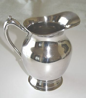 SILVERPLATE 1500 ml  WATER JUG - Wm. A. ROGERS Ltd. STAMP VISIBLE