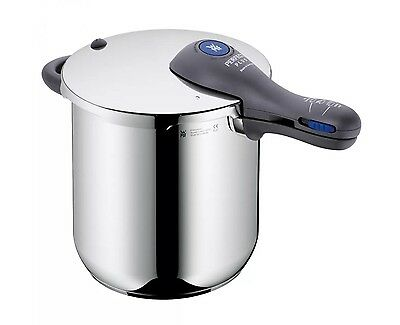 Wmf Perfect Plus 8.5 Ltr Pressure Cooker & Basket. German Made. New.