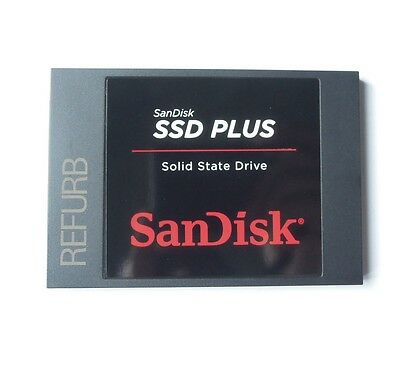 "240GB SanDisk 2.5""SSD Solid State Drive SATA III SDSSDA-240G  FOR PC  laptop"