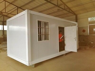 portable house .container home  Size: 6000mm (L) x 3000mm (W) x 2700mm (H)