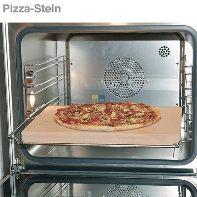 Pizza stone for Oven, 400x300x30mm