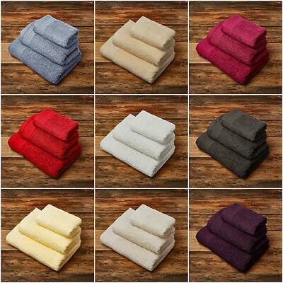 100% Egyptian Cotton Luxury Towels 600gsm - Bathroom Bath Towel Home Super Soft