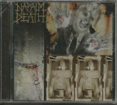 Enemy of the Music Business - Napalm Death  |  CD Neu