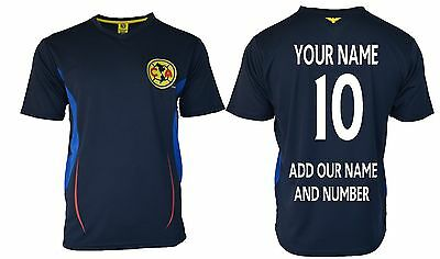 fad074dfd6b club America las Aguilas Soccer Jersey Mexico *add any Name And Number T1A08