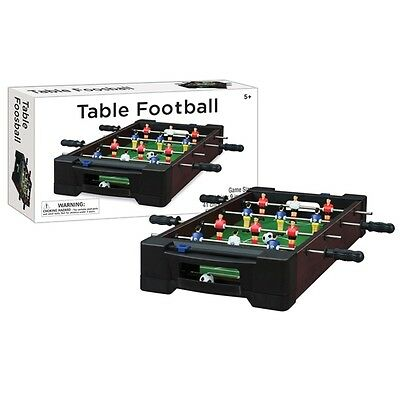 "Table Football 16"" Foosball Soccer kid Game Toy Gift Activity Stocking filler"