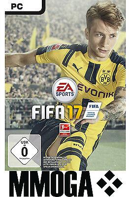 FIFA 17 Key - EA Origin Download Code - FIFA 2017 - PC Standard Version [EU/DE]