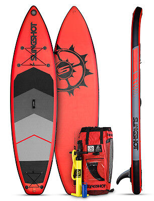 Slingshot 2016 Airtech SUP Board Red (11ft)