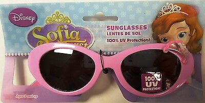 Disney Sofia the first  kids Shatter resistant Sunglasses Ages 3+
