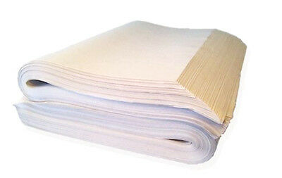 5kg Butchers White Packing Paper 600 x 840mm 250 Sheets Free Shipping!