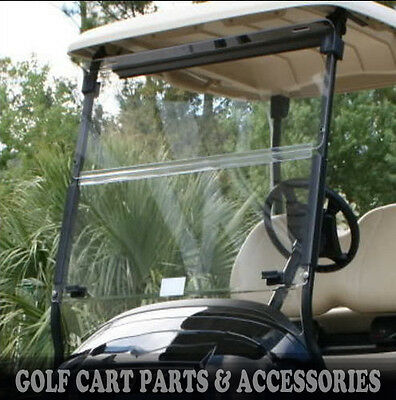 Club Car Precedent Clear Windshield 2004-UP  High Quality Golf Cart Part