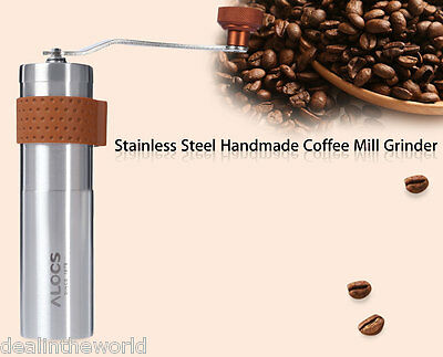 ALOCS CW - K17 Outdoor Home Travel Handmade Manual Coffee Mill Grinder