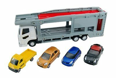 DS82959 TAKARA TOMY TOMICA DISNEY CARS MACK CARRIER LOT TO NOSEYO WILL