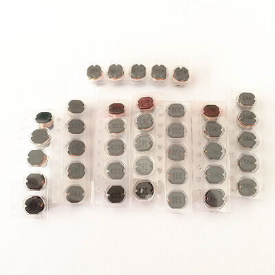 40x Surface Mount SMD Power Inductors 1mA CD54 5.7mmx5.1mmx4.4mm