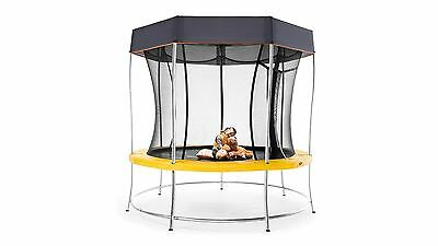Vuly Lift Small Trampoline and Shade Cover