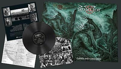 Protector - Cursed And Coronated LP #99128